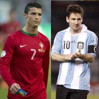 World Cup: Sẽ có Messi, nhưng Ronaldo?