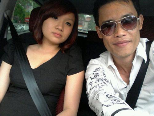 Hiệp Gà khoe mua xe tặng vợ chưa cưới - 1