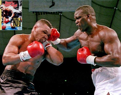 Mike Tyson: Người sắt xuất hiện - 1