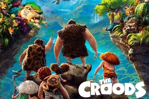 Gia đình Croods chiếm thế thượng phong - 1
