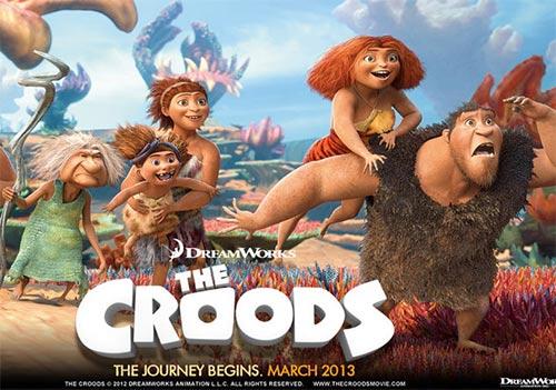 Gia đình Croods chiếm thế thượng phong - 2