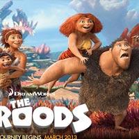 Gia đình Croods chiếm thế thượng phong
