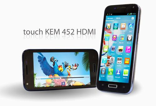 Touch Kem 452 HDMI: Sự trải nghiệm mới lạ - 1