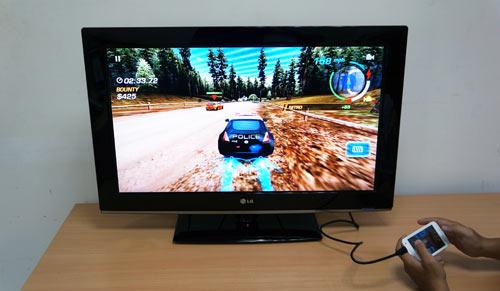 Touch Kem 452 HDMI: Sự trải nghiệm mới lạ - 2
