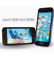 Touch Kem 452 HDMI: Sự trải nghiệm mới lạ
