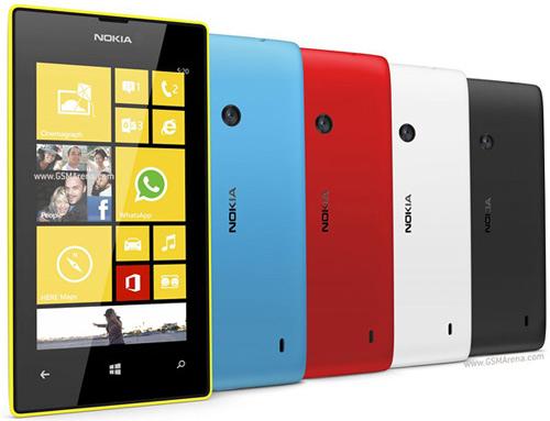 Nokia Lumia 520 lên kệ giá mềm - 2