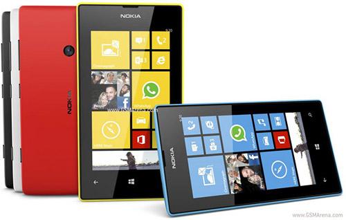Nokia Lumia 520 lên kệ giá mềm - 1