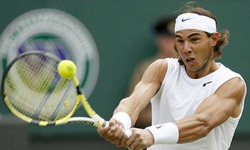 Nadal: Điểm đầu tiên trước Federer (Kỳ 8) - 1