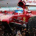 Thể thao - Video tai nạn của Fernando Alonso