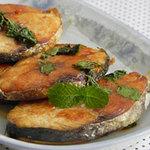 Ẩm thực - Cá thu xốt bạc hà đậm đà thơm lạ