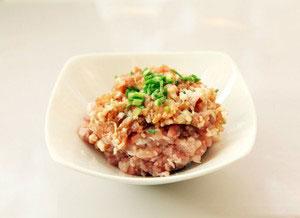 Đổi món ngon với đậu phụ nhồi thịt hấp - 1