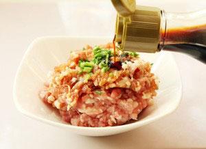 Đổi món ngon với đậu phụ nhồi thịt hấp - 2