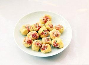 Đổi món ngon với đậu phụ nhồi thịt hấp - 4