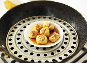Đổi món ngon với đậu phụ nhồi thịt hấp - 5
