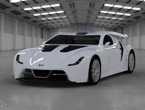 Weber F1 sắp soán ngôi Bugatti Veyron - 7