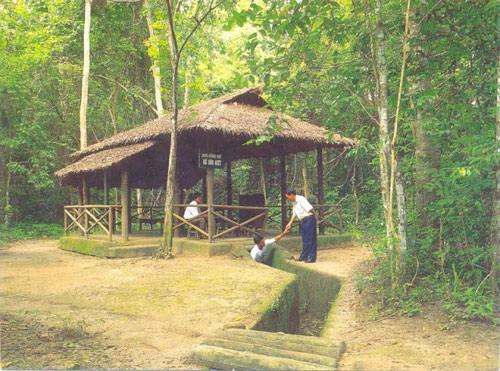 Ký ức Chiến Khu Đ - Green Eye Resort - 4