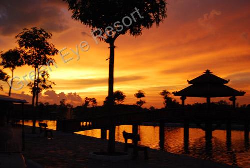 Ký ức Chiến Khu Đ - Green Eye Resort - 7