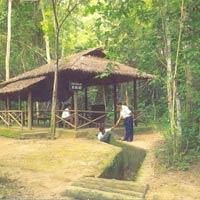 Ký ức Chiến Khu Đ - Green Eye Resort