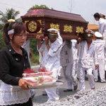 Tin tức trong ngày - Đau lòng đám tang 3 mẹ con chết ở cầu Cần Thơ