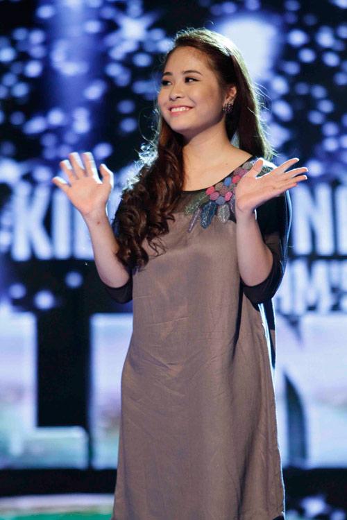 Hotgirl VN's Got Talent vào thẳng chung kết - 1