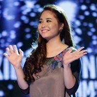 Hotgirl VN's Got Talent vào thẳng chung kết