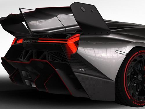 Lamborghini Veneno gầm gừ rời Geneva - 9