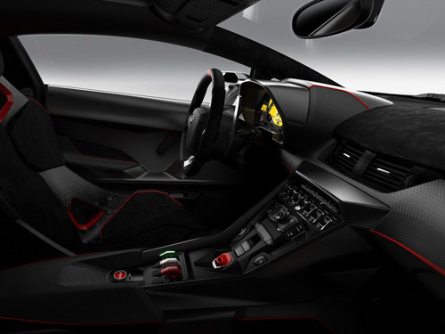 Lamborghini Veneno gầm gừ rời Geneva - 10
