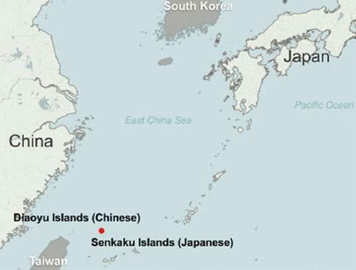 Nguy cơ chiến tranh thế giới nổ ra từ châu Á - 1
