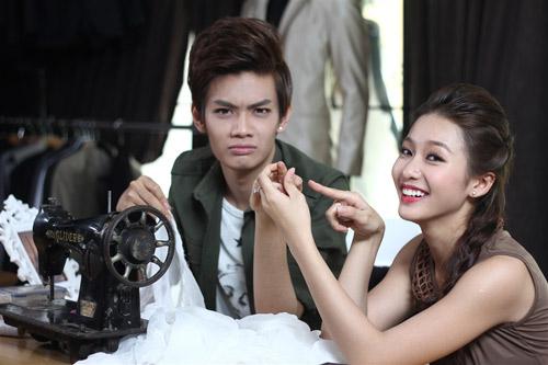 """Đào Bá Lộc nhí nhảnh bên """"boxing girl"""" - 3"""