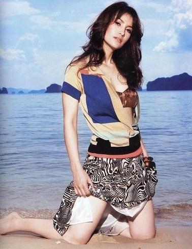 10 nữ diễn viên quyến rũ nhất Thái Lan - 20