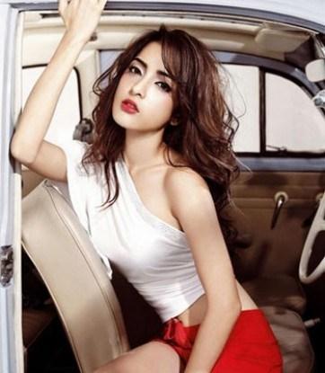 10 nữ diễn viên quyến rũ nhất Thái Lan - 16