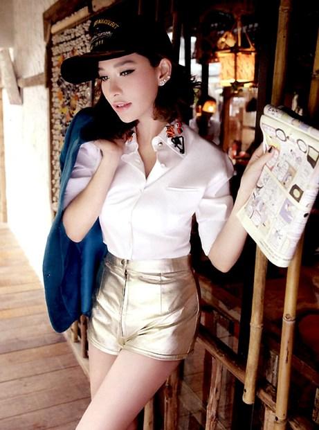 10 nữ diễn viên quyến rũ nhất Thái Lan - 12