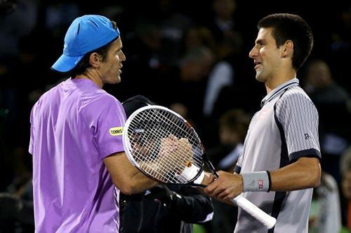 Djokovic lên tiếng sau thất bại - 1