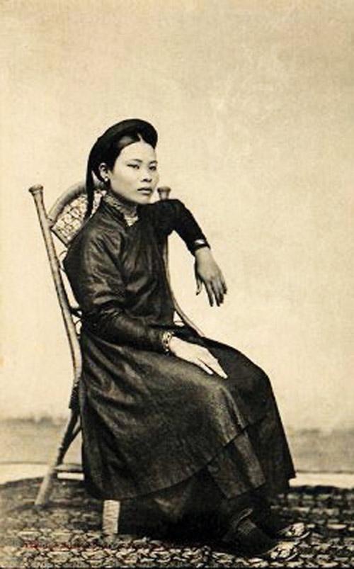 Áo dài Việt xưa và nay - 2