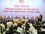 Tài chính - Bất động sản - 100 tỷ USD vốn FDI vào Việt Nam sau 25 năm