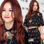 """Thời trang - Đẳng cấp sexy của """"nữ hoàng"""" Lee Hyori!"""