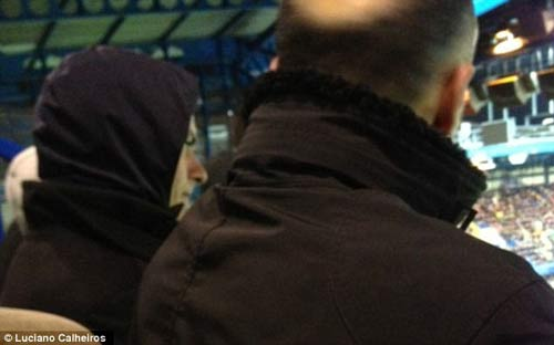 "Mourinho ""ngụy trang"" tới Stamford Bridge - 2"