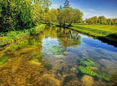 Cảnh tượng tuyệt đẹp dưới những dòng sông 'trinh nữ' - 1