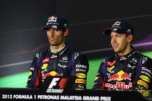 Webber chia tay Red Bull vì Vettel? - 1