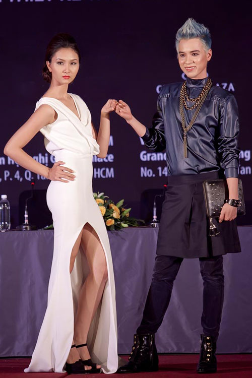 Top 12 lọt chung kết Project Runway 2013 - 1