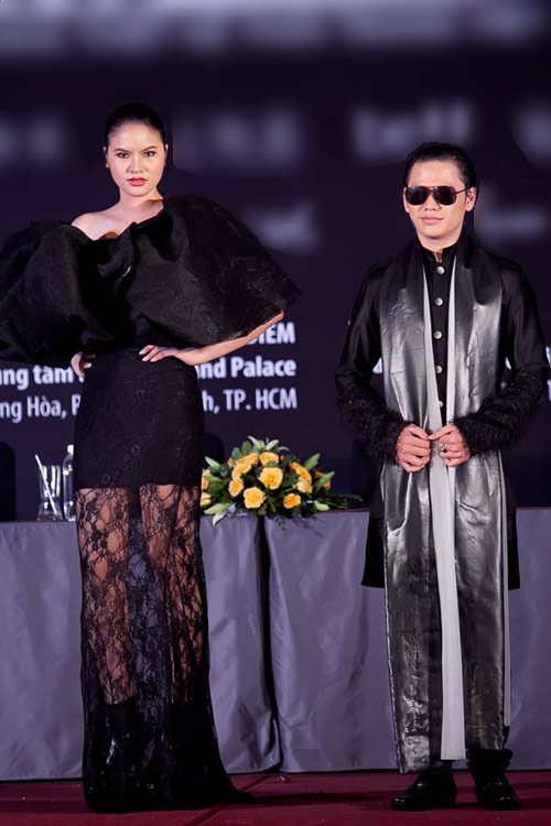 Top 12 lọt chung kết Project Runway 2013 - 10