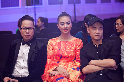 Top 12 lọt chung kết Project Runway 2013 - 13