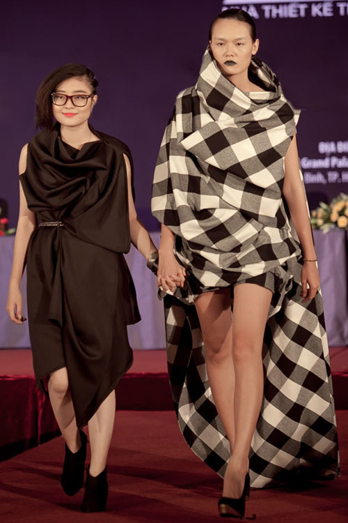 Top 12 lọt chung kết Project Runway 2013 - 2
