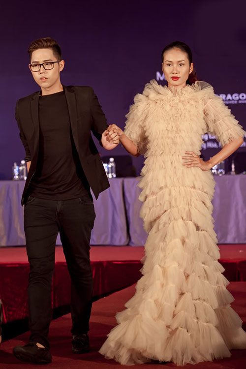 Top 12 lọt chung kết Project Runway 2013 - 3