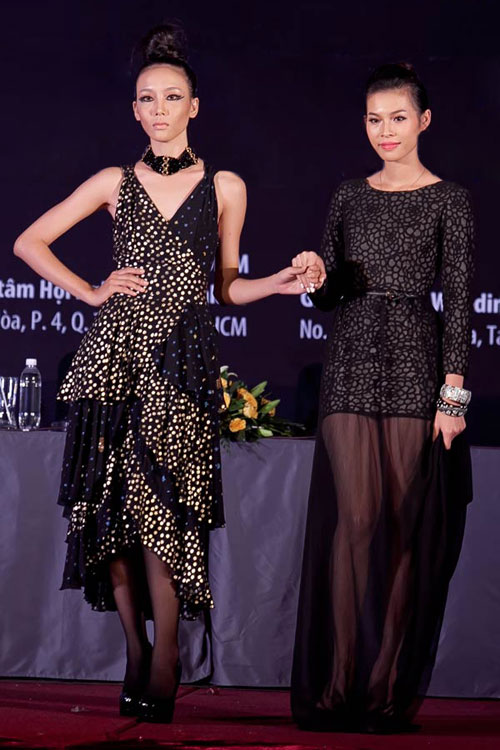 Top 12 lọt chung kết Project Runway 2013 - 5