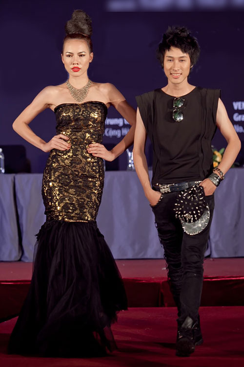 Top 12 lọt chung kết Project Runway 2013 - 6