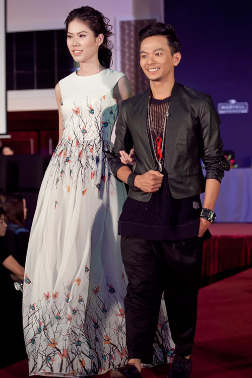 Top 12 lọt chung kết Project Runway 2013 - 7