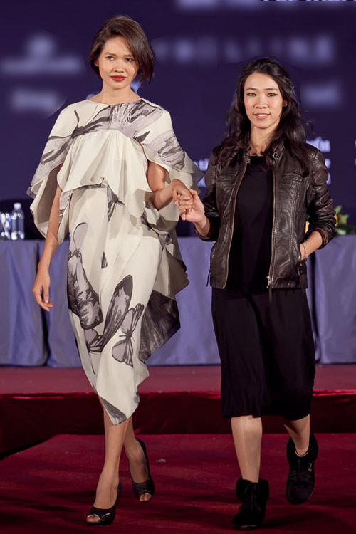 Top 12 lọt chung kết Project Runway 2013 - 9