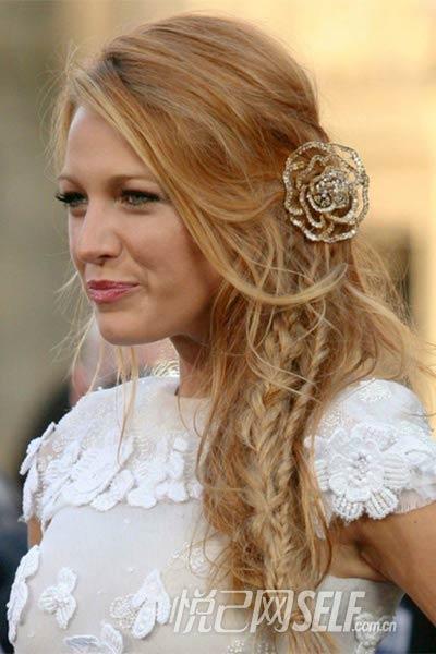 Những kiểu tóc tết tuyệt đẹp của sao - 10