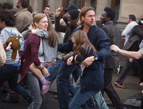Choáng ngợp trailer phim mới của Brad Pitt - 1